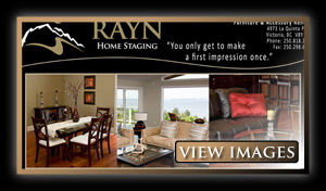 Rayn Home Staging Website Images